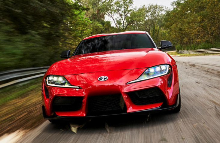 This Is The New Toyota Supra. Is It Really That Ugly?