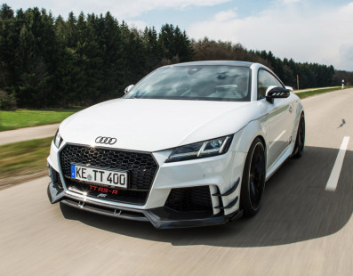ABT TT RS-R: Too Fast. Really.