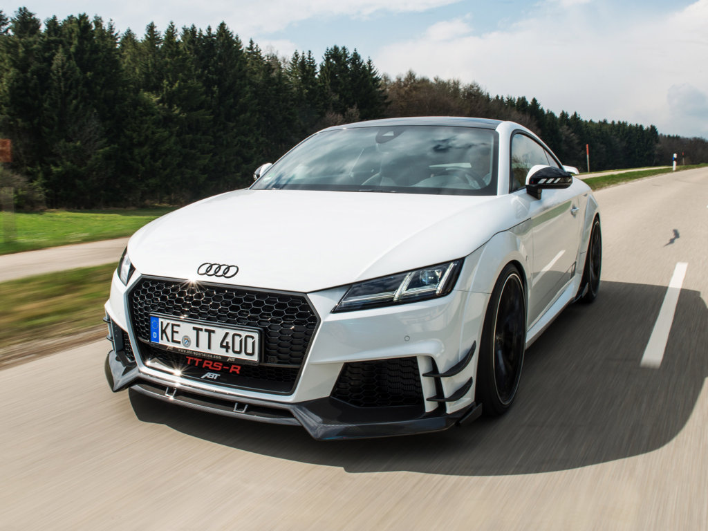 Abt Tt Rs R Too Fast Really Auto Class Magazine