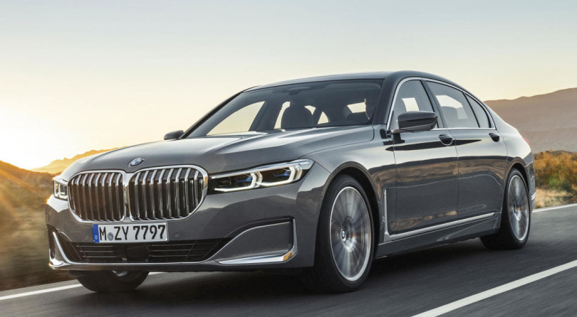 BMW 7 Series Will Be Launched With 8 Different Engines