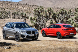 BMW X3M / X4M: Sharp Claws