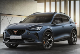 Cupra Formentor: The New Hybrid Crossover