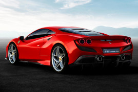 Ferrari F8 Tributo: Prancing Horse's Most Powerful V8