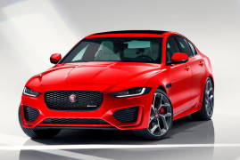 Jaguar XE: Little Feline's Facelift