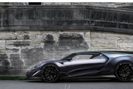 Marsotto Automobili Instinct R: Hypercar With A Soul