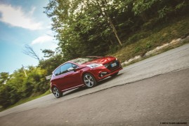 Peugeot 208 GTI: Red Hot Chili Peugeot