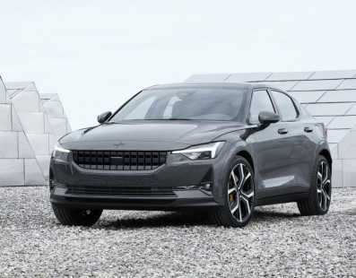 Polestar 2: All-Electric Tesla Hunter Goes Into Production