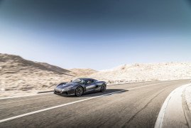 Rimac C_Two: Speed Of Light