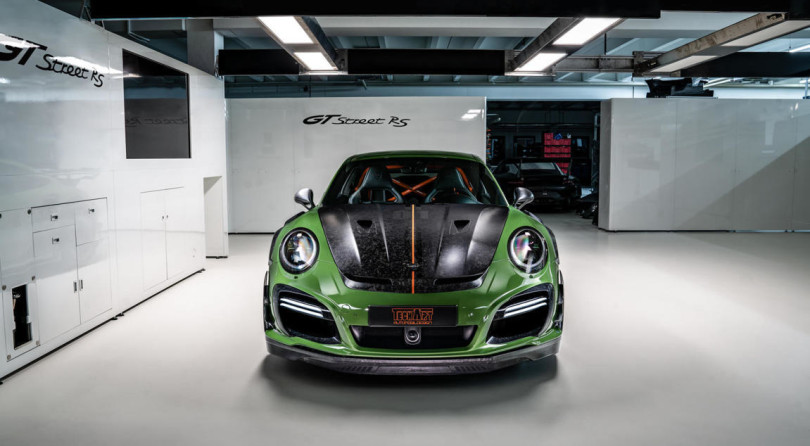 Techart GTStreet RS: Ready When You Are