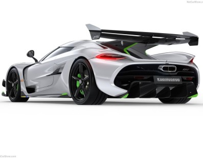 "Koenigsegg Jesko: The ""Fastest Father"" In The World"