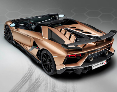 Lamborghini Aventador SVJ Roadster: Hats Down, All Hail Its V12