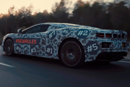"McLaren Anticipa Una Nuova Era Di ""Grand Tourer"""