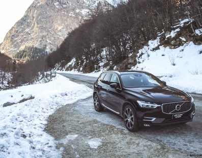 Volvo XC60: Heading North
