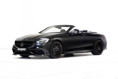 Brabus 850 S Cabrio: Suit And Tie, Goodbye!