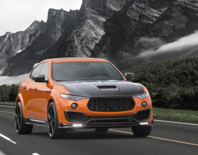 Mansory Levante: The Imperfect Storm