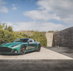 """Aston Martin DBS 59: Commissioned By """"Q"""" To Celebrate Victory At Le Mans In '59"""