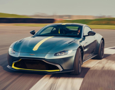 Aston Martin Vantage AMR: Your Manual Gearbox V8