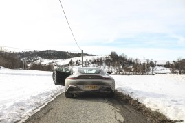 Aston Martin V8 Vantage: Drive Another Day