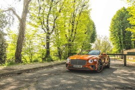 Bentley Continental GTC: First Drive