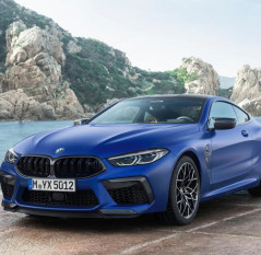 BMW M8 and M8 Competition: Ultimate Grand Tourer, Coupe or Cabrio