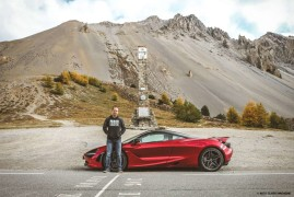 My Epic Adventure With The McLaren 720 S