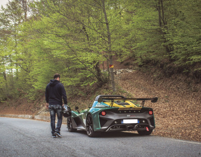 The Lotus 3-Eleven Is The Craziest Car I've Ever Driven