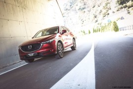 Mazda CX-5: The Future Smiles At Petrol
