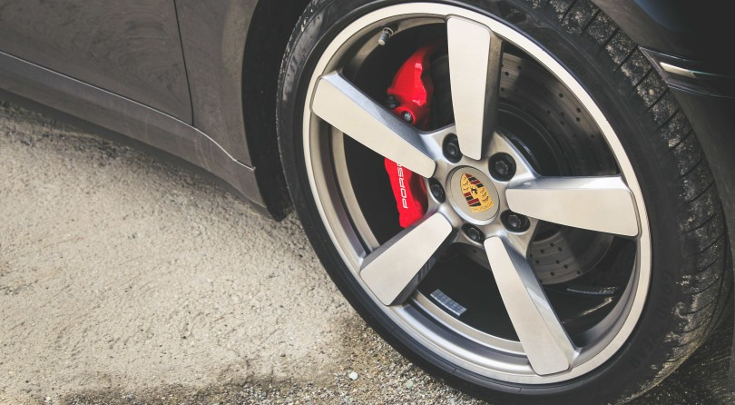 GoodYear Eagle F1. Sensorial Link With The Ground