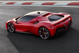 Ferrari SF90 Stradale. 1,000-HP First Ever Hybrid Plug-In From Maranello