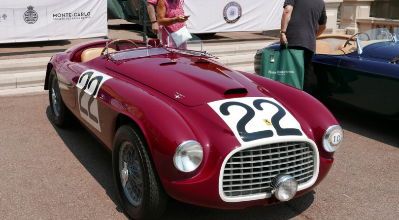 Best Of Elegance And Automobile In Monaco