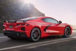 Chevrolet Turns The C8 Corvette Into A Mid-Rear Engined Supercar