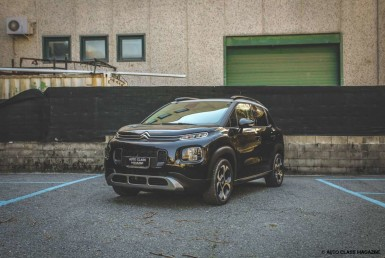 Citroen C3 Aircross: Our Test Drive Review