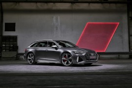 Audi RS6: Rocketlike Performance For The Week (and Weekend too)
