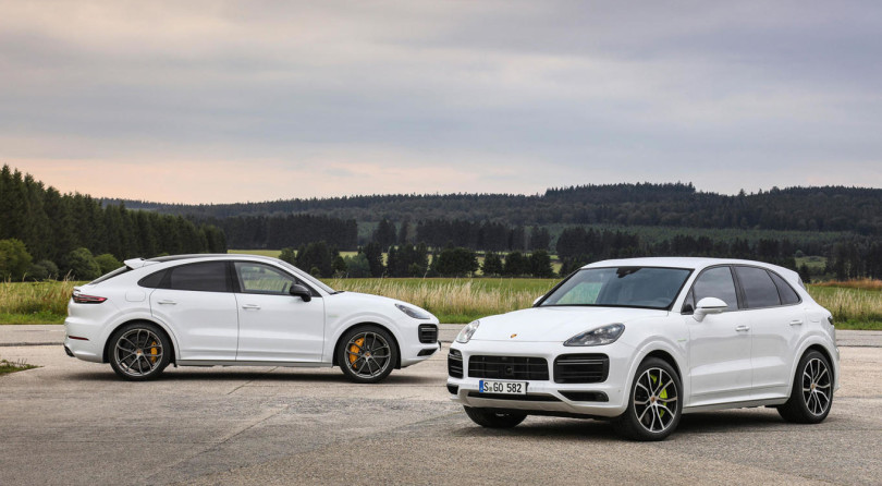 Porsche Cayenne Turbo S E-Hybrid: Say Hello To The Performance SUV To Beat
