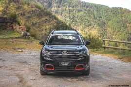 Citroen C5 Aircross: Our Test Drive