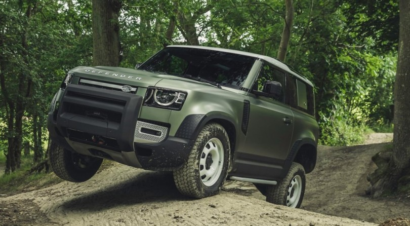 Land Rover Defender: It's Back!