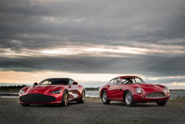 Aston Martin Finally Reveals The Gorgeous DBS GT Zagato