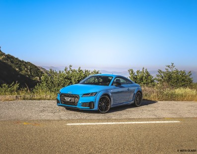 Audi TT 45 TFSI – Entry Level Weapon