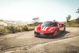 Ferrari 488 Pista: The Legend Of The Extraordinary Horse