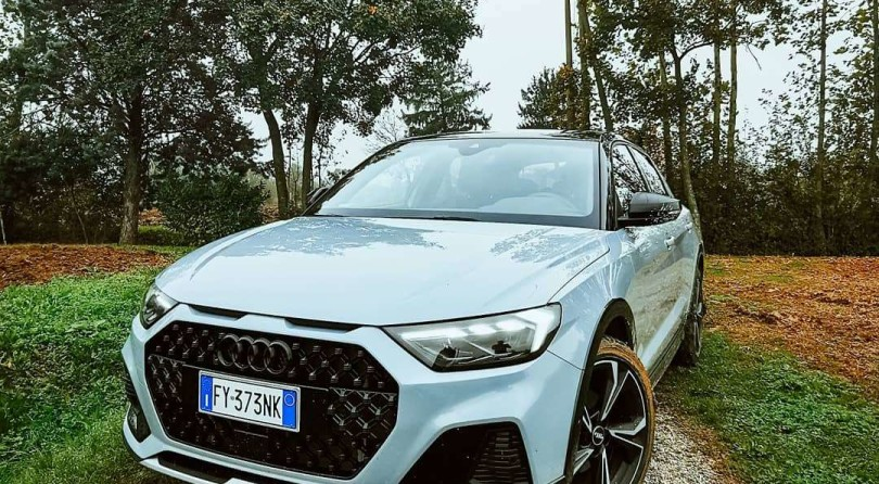 Audi A1 Citycarver | First Drive