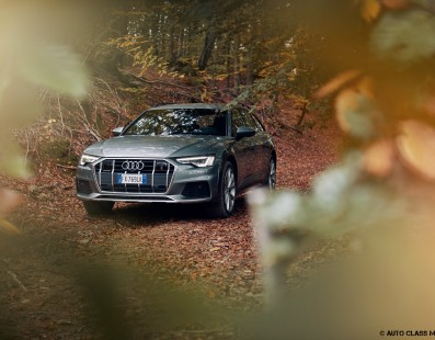 Audi A6 Allroad: First Drive Preview