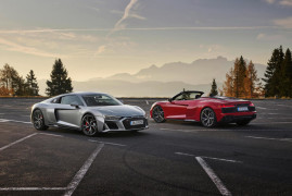 Audi R8 V10 RWD: Pleasure To Drive