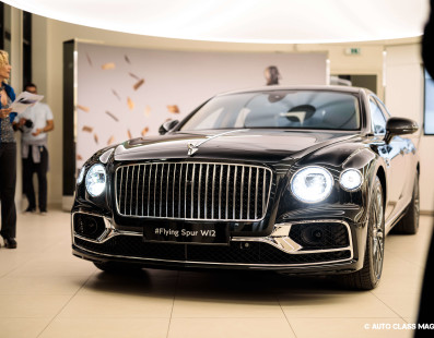 Bentley Flying Spur: Ode Al Lusso, Atto III