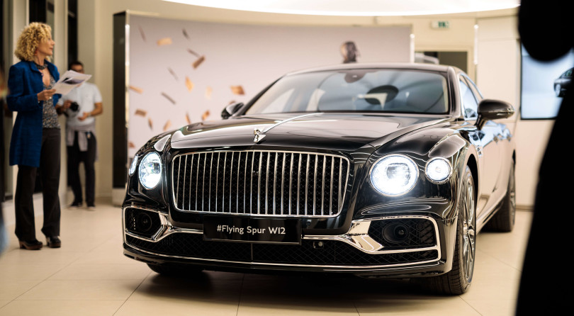 Bentley Flying Spur: An Ode To Luxury, Act III