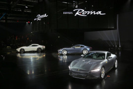 "Ferrari Roma – Meet The New ""Dolce Vita"""