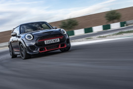 MINI John Cooper Works GP | 306-HP Go Kart