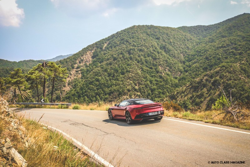 Aston Martin DBS Superleggera Auto Class Magazine _041