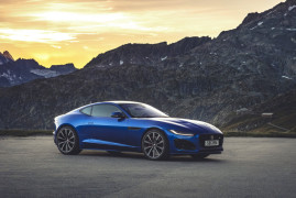 Jaguar F-Type | News