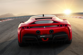 Ferrari SF90 Stradale | Time Machine