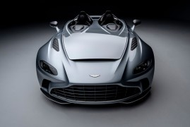 Aston Martin V12 Speedster | News